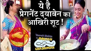 Dayaben shoots last episode for Tarak Mehta Ka Oolta Chashma