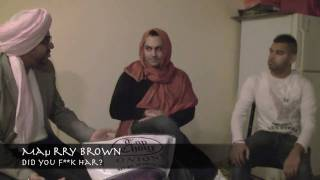 Indian Talk Show • Maurry Brown • Episode #1 - Did you f**k her?