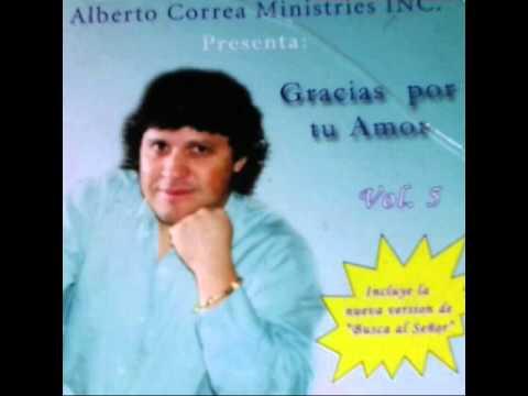 Busca al Señor. Alberto Correa cumbia cristiana villera