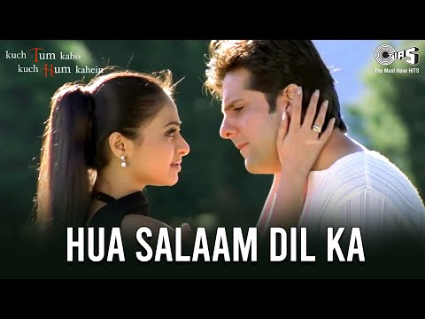 Xxx Mp4 Hua Salaam Dil Ka Video Song Kuch Tum Kaho Kuch Hum Kahein Fardeen Khan Richa Pallod 3gp Sex