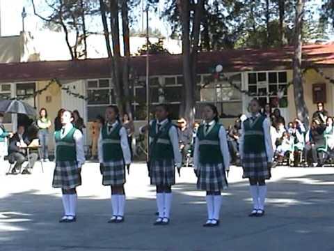 Primer lugar concurso escoltas 2010