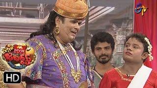 Patas Prakash Performance | Extra Jabardsth | 19th May 2017 | ETV  Telugu