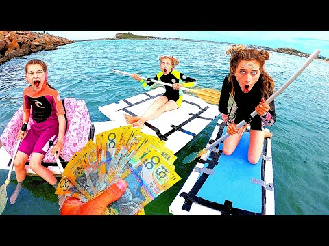 FASTEST BOAT WINS 1000 Kids Version w The Norris Nuts