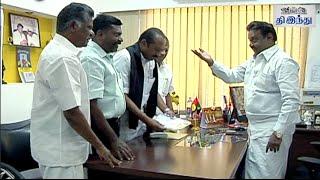Vijayakanth Alliance - Vadivelu Version | Tamil The Hindu