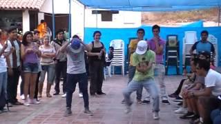 Howard y Pipo (Hip Hop Dance)