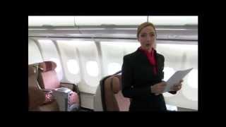 """Te invitamos a que entres en la """"cocina del avión"""""""
