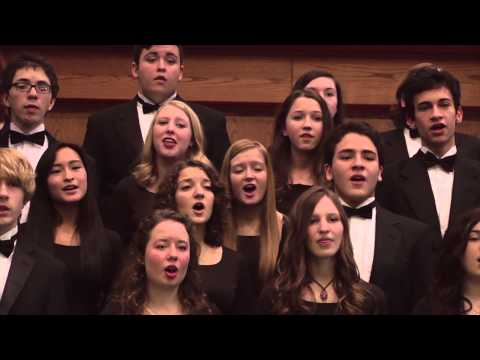 Madison Youth Choir sings The Holly and the Ivy