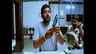 Naan Ee - Making Part 1 | Director SS Rajamouli