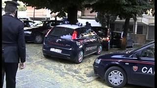 Angri (SA) - Traffico di droga, 8 arresti -live 2- (13.06.13)