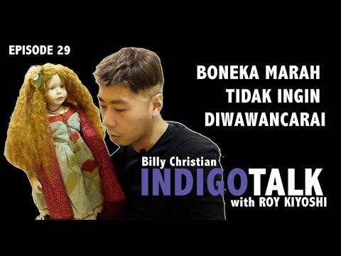 IndigoTalk #29 Boneka Marah Tidak Ingin Diwawancarai