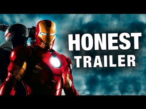 Honest Trailers - Iron Man 2