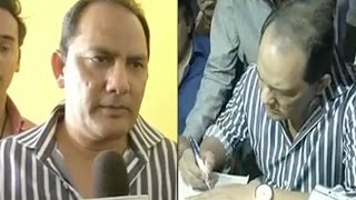 Watch | Azhar files nomination for Hyderabad Cricket Association polls