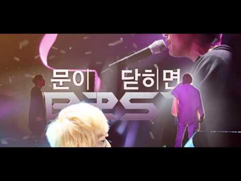 BEAST \ B2ST - 비스트 - YOON DOOJOON & SON DONGWOON - WHEN THE DOOR CLOSES - AUDIO [HD]