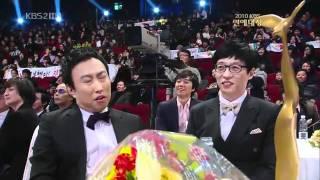Lee Seung Gi_KBS entertainment award 2010