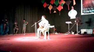 Arnob's performance in DUTS,20th Birthday