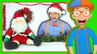 Christmas Presents with Blippi Toys | Learn to Count for Toddlers