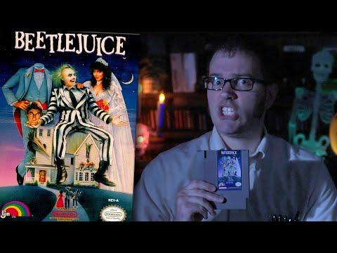 Beetlejuice NES Angry Video Game Nerd AVGN