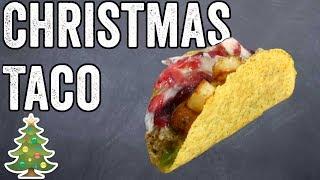 Christmas Taco Recipe
