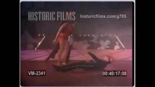 Dance Dimensions Sinner man - Starring Billy Fajardo, Sandra Rivera, Victorio Korjhan