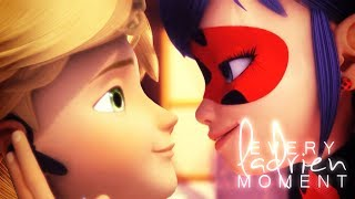 Every Ladrien Moment in Miraculous Ladybug (Season 1)