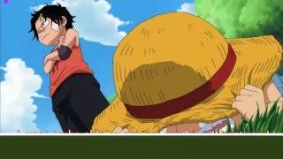 One Piece AMV - Luffy's Will Arabic Translation  ون بيس