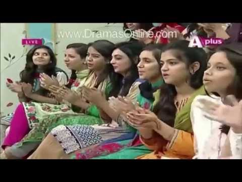 'mere rashk e qamar' by Junaid in ek nayee subha