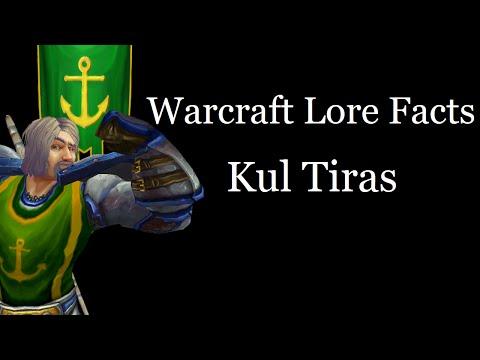 Warcraft Lore Facts - Kul Tiras