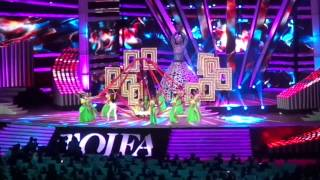 Jacqueline Best performance Bollywood Toifa awards 2016 Dubai