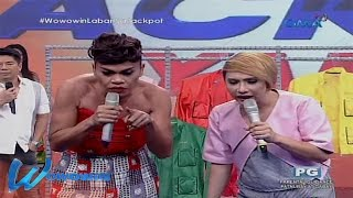 Wowowin: DonEkla in travel mode