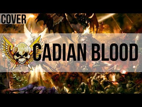 HMKids - Cadian Blood - Symphonic Metal Cover