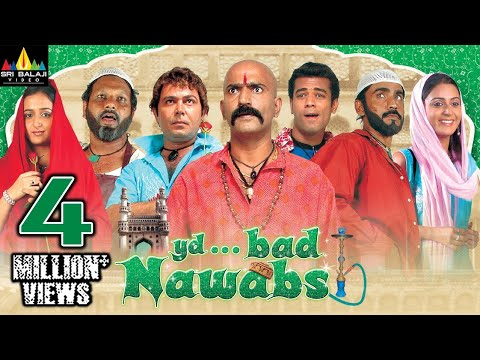 Hyderabad Nawabs | Hindi Latest Full Movies | Aziz, Nasar, Masti Ali | Sri Balaji Video
