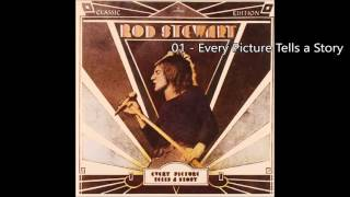 Rod Stewart - Every Picture Tells a Story (1971) [HQ+Lyrics]