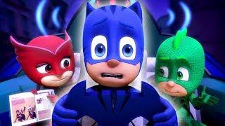 PJ Masks Full Episodes ⭐️PJ Masks BEST MOMENTS OF SEASON 1 ⭐️1 Hour Special | Cartoons for Kids
