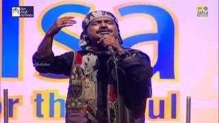 Purono Diner Gaan Aajo - Bengali song - Nachiketa Chakraborty LIVE Performance - Idea Jalsa, Kolkata