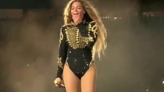 Beyoncé Performing Daddy Lessons Live in Miami (Formation World Tour 2016)