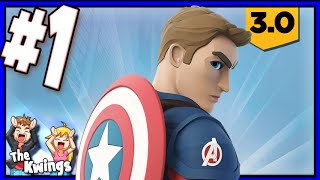 Disney Infinity 3.0 - Marvel Battlegrounds (Story) Walkthrough Part 1 Brooklyn!