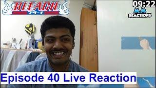 Rukia's & Ganju's Dark Past!! - Bleach Anime Episode 40 Live Reaction