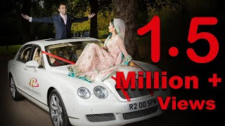 Best Muslim Wedding Highlights I Walima ceremony I Asian Wedding Video