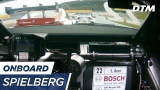 DTM Spielberg 2017 - Lucas Auer (Mercedes-AMG C63 DTM) - RE-LIVE Onboard (Race 2)