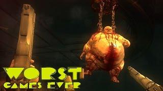 Worst Games Ever #1 - Clive Barker