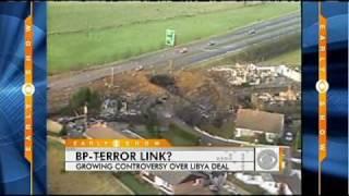 BP Terror Link?