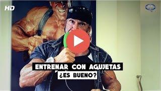 ¿ENTRENAR CON AGUJETAS ES BUENO? I José María Forte I  #beCPTVCuerpos Perfectos TV HD
