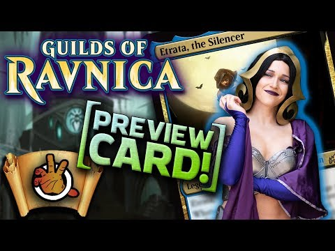 Xxx Mp4 Guilds Of Ravnica Preview Etrata The Silencer L The Command Zone 233 L Magic The Gathering EDH 3gp Sex