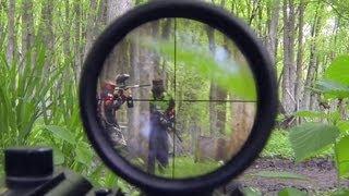 Fox Paintball Sniper Scope Cam