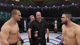 UFC 3 JUNIOR DOS SANTOS VS TAI TUIVASA FIGHT NIGHT 142
