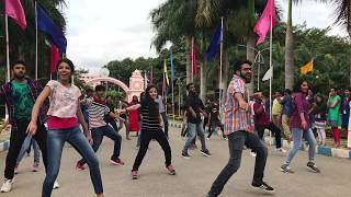 Amrita School of Business, Bangalore - Onam 2K17 Flash Mob - Onam Dance - ASB Bengaluru