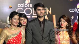 Swaragini TOP Serial - Colors Golden Petal Awards 2016 Swara-Sanskaar  HELLY-VARUN