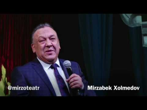 Mirzabek Xolmedov Sher o rmonda to y qilibdi