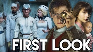 A Series of Unfortunate Events Season 2 Teaser - Episodes & 667 Dark Avenue Explained