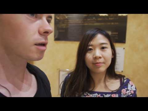 teaching a Japanese girl